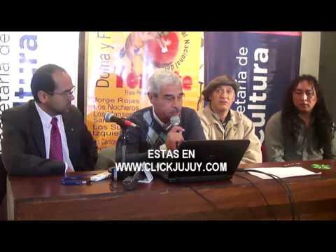 Conferencia de Prensa - 5to Festival Nacional del Tomate