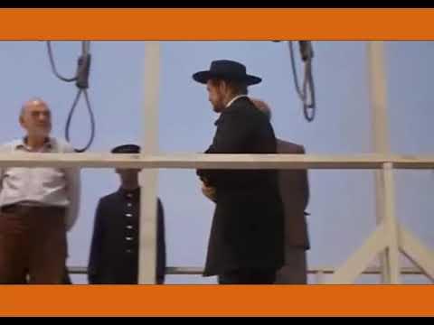 Le dernier moment d'un condamné à mort avant l'exécution