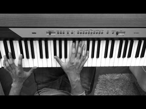 Jessie J - Flashlight - Piano cover
