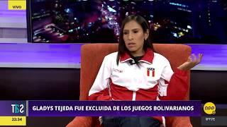 Todo Se Sabe │Gladys Tejeda llora porque la excluyeron de Juegos Bolivarianos sin razón