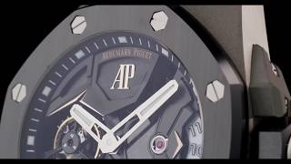 Royal Oak Concept Flying Tourbillon GMT - Audemars Piguet