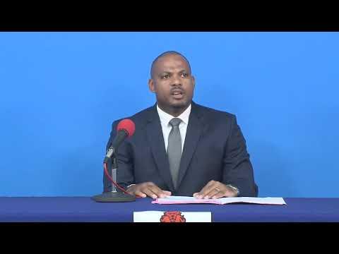 Minister Hayward On Financial Assistance Reform, Sept 24 2020