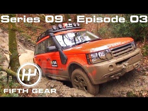 Fifth Gear: Series 9 - Episode 3