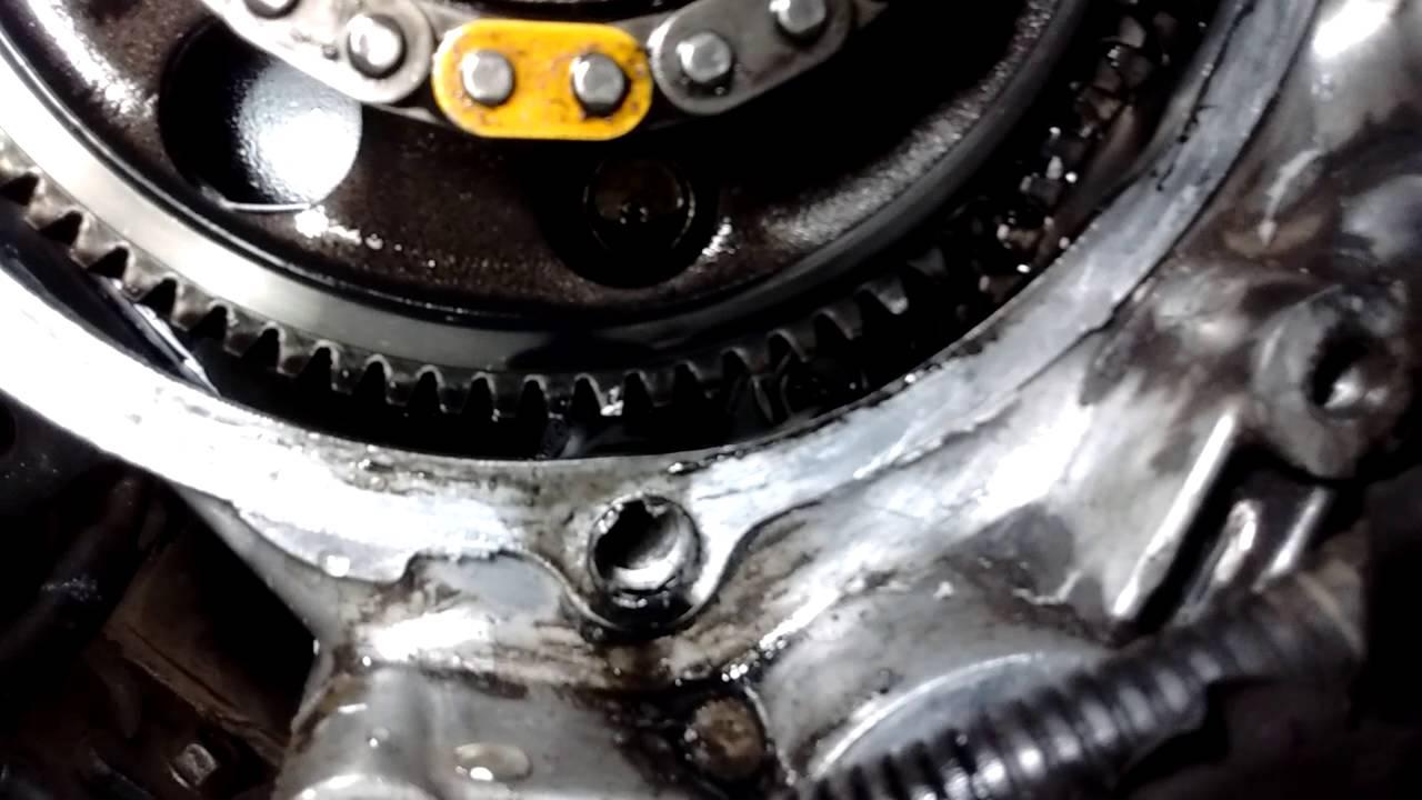 Cadena De Distribucin Nissan Terrano Ii Pathfinder Zd30 30 Td27 Engine Manual Pdf Timing Chain Marcas Y Puntos Youtube