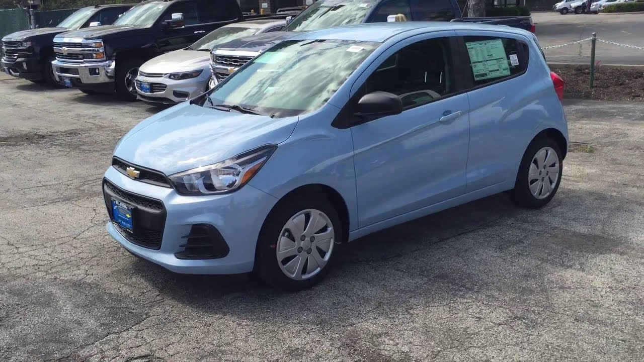 2016 chevy spark for sale bill stasek chevrolet wheeling il youtube. Black Bedroom Furniture Sets. Home Design Ideas