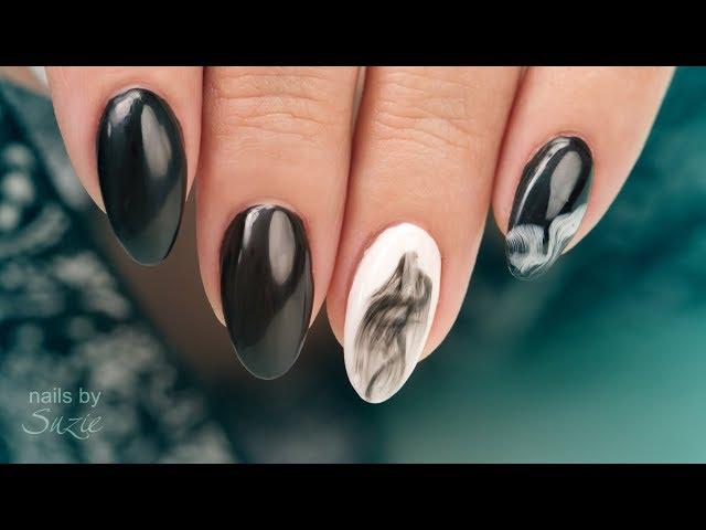 EZ Smoke Effect Gel Nail Art – The New York Bulletins
