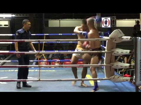 MACELLO - BRA  & TINGLY- THA / Muay thai. Patong boxing stadium.  Mon 23 July 18