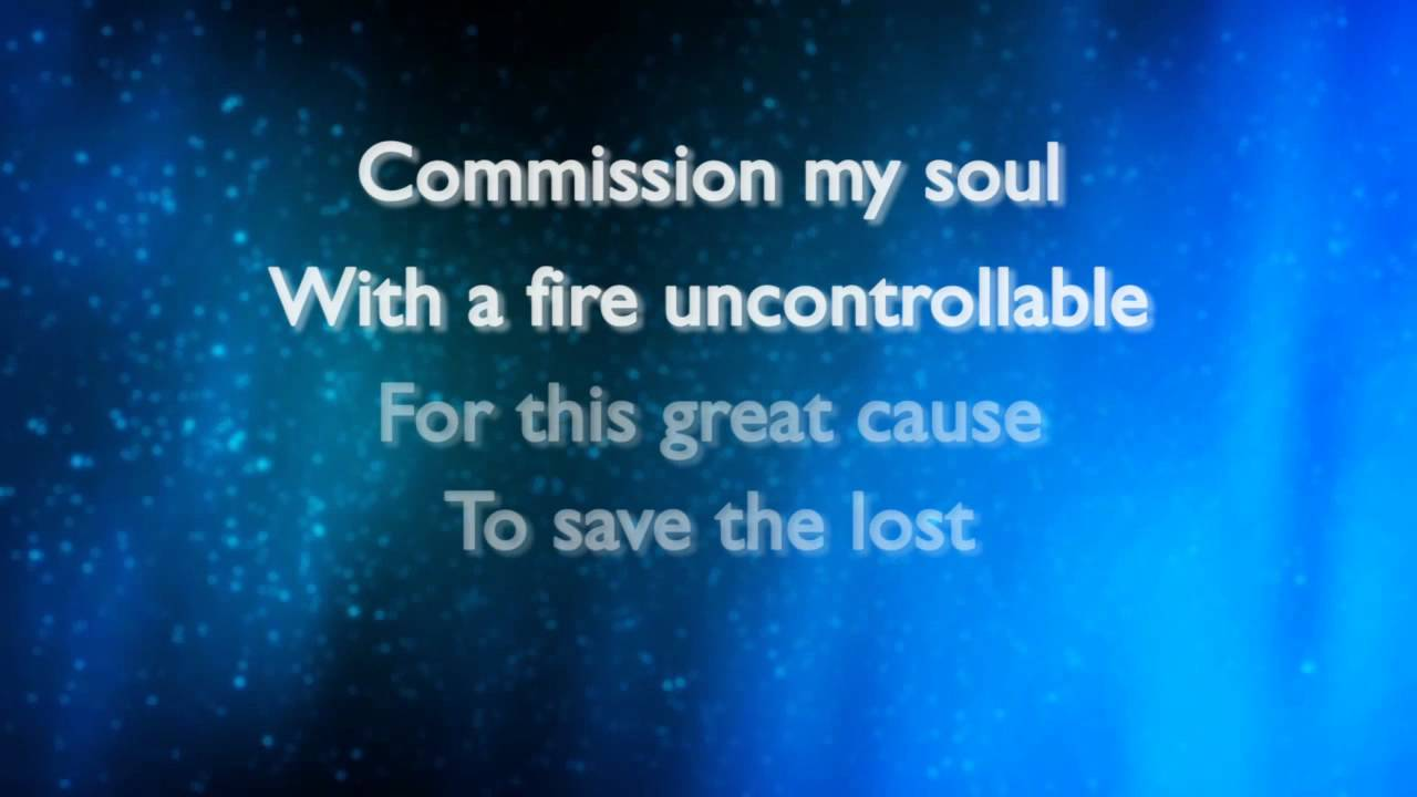 citipointe live commission my soul mp3