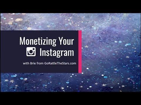 3 Ways to Monetize Instagram