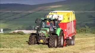 Kilmean Farms Silage 2014 - Northern Ireland