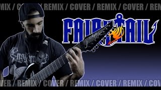 Fairy Tail (フェアリーテイル) - Main Theme | METAL COVER