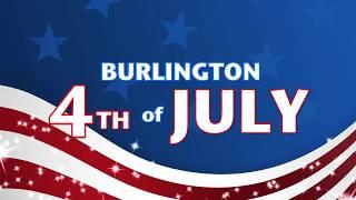 Burlington 4th of July Parade Promo