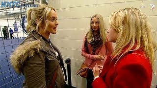 North Melbourne footballer's wives - Channel 7 feature