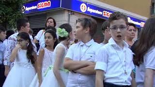 PROCESSIONE DEL CORPUS DOMINI A BITONTO 3/06/2018