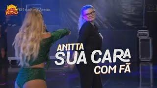 Baixar Anitta chama fã para dançar