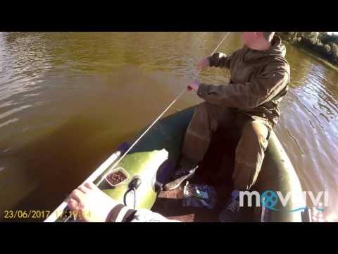 ловля сома на перемет видео онлайн