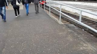 Когда заработают турникеты на станции Александров 1.