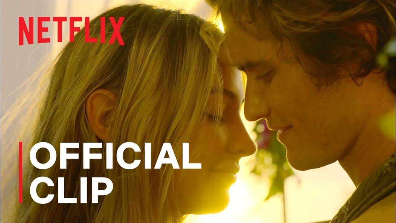 Outer Banks Season 2 | Official Clip: John B and Sarah Sunset Dance | Netflix
