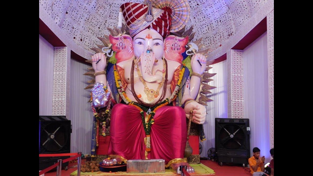 Girgaon Cha Raja 2017 | Sarvajanik Ganeshotsav Mandal Mumbai