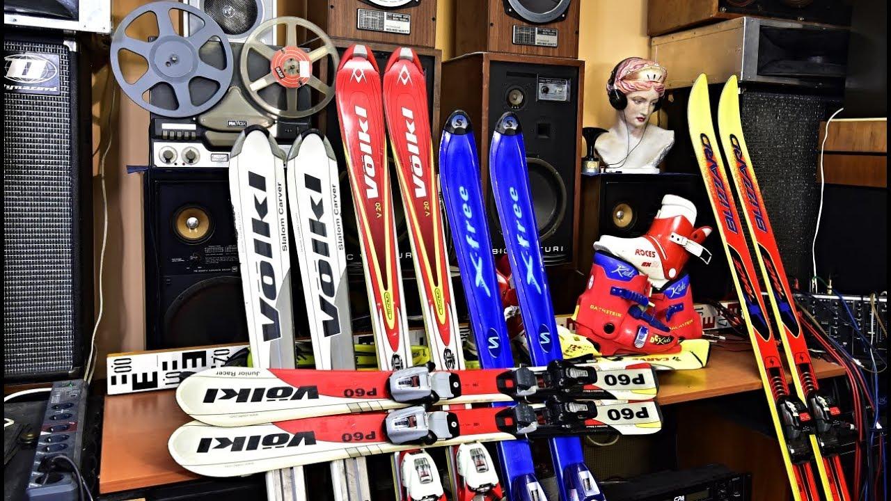 3711adecd9d Lyže Dětské Pánské Prodej Völkl Salomon Ski Sale - Lyžařská výbava prodám   skiforsale