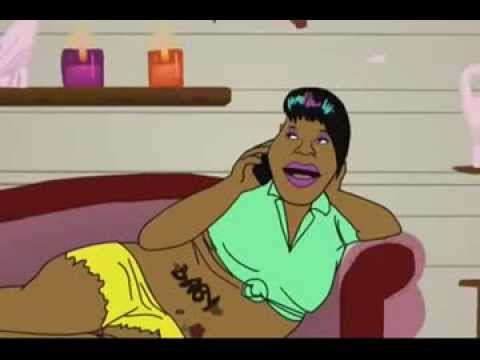 Jamaican Comedy Cartoon {jail Food} X264