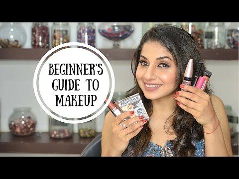 Beginner's Guide to Makeup   Akriti Sachdev