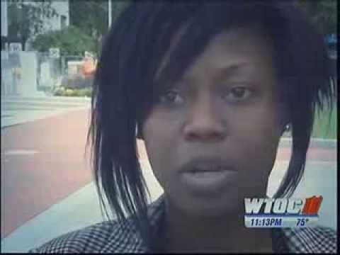 Racist beaten black man for dating white girl
