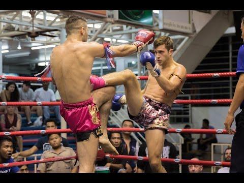 Matthew Butcher Sumalee vs Joey Keawpitak Muay Thai: Bangla Boxing Stadium, 24th August 2016
