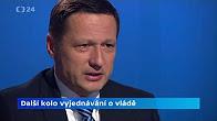 Petr Štěpánek v ČT o prezidentské volbě