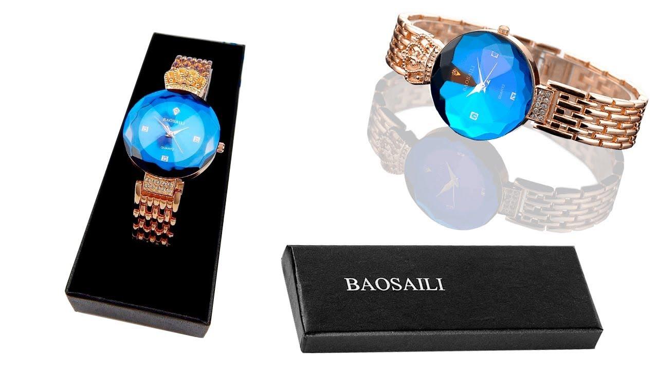 Стильные женские часы BAOSAILI купить в Украине. BAOSAILI - модная .