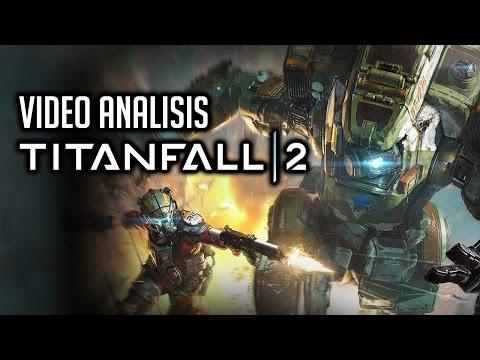 Vídeo-Análisis/Review | TITANFALL 2, el espectacular FPS que haría Platinum Games