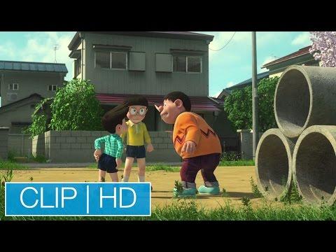 DORAEMON 3D - Clip - Oggi c'è un bel sole! HD
