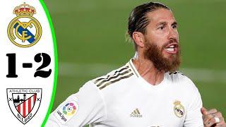 Реал Мадрид Атлетико Бильбао 1 2 Супер Кубок Испании