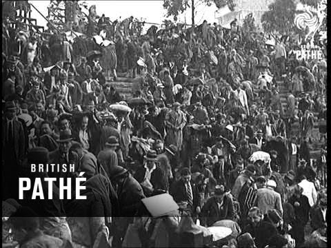 The Fourth Test At Johannesburg (1939)