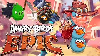 Angry Bird Epic ♥ NEW Event VALENTINE'S DAY- PART 6