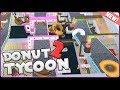 [로블록스(Roblox)] 맛있는 도넛!! 재밌는 도넛!! 커다란 도넛!! 땅도 파고 영웅도 될수있어요!! 도넛 타이쿤2!(Donut Tyc