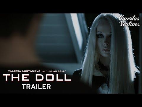 The Doll Trailer I Valeria Lukyanova Horror Film