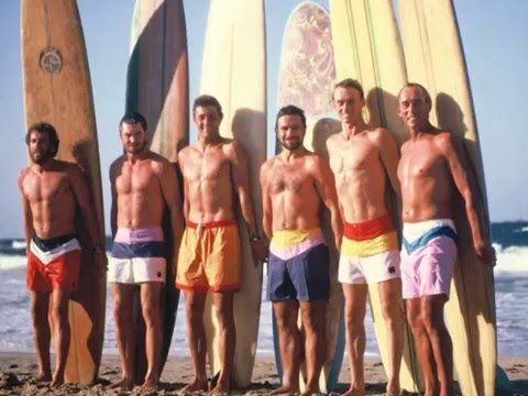 South African Surfing Legends - Shaun Tomson - YouTube