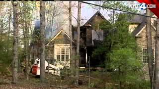 Fire Damages Renovated Home Days Before Move