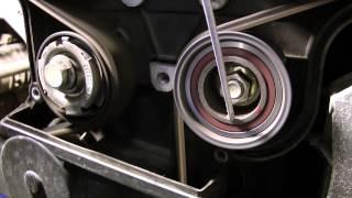 Калина шумы ГРМ через стетоскоп 003 (авто)