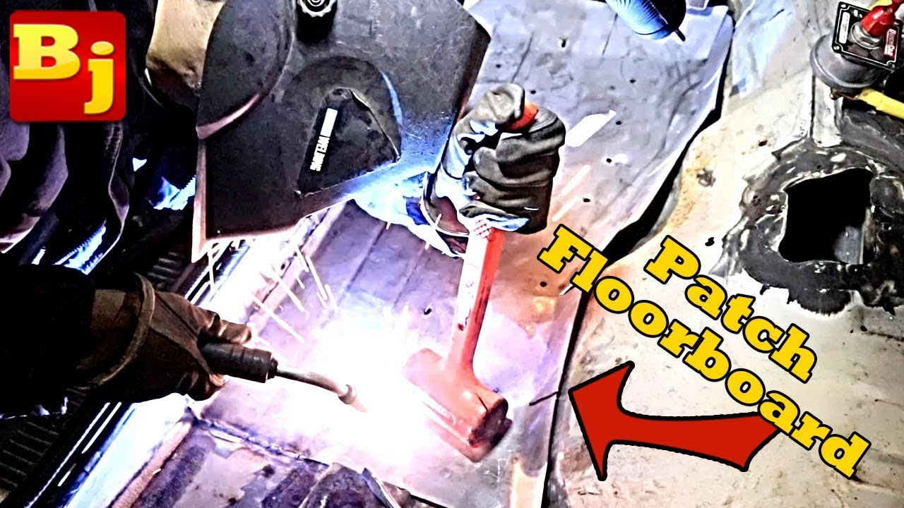 How To Install Floor Pans In Project Comancheep Youtube