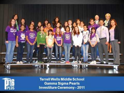 Gamma Sigma Pearls