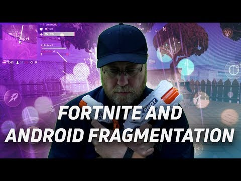 Fortnite Android fragmentation is a huge problem that Epic