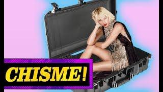 Taylor Swift Se Oculta en una Maleta Para Evadir Al Mundo!??