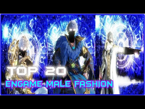 TOP 20 BEST MALE FASHION MIXED SETS YOU NEED IN MONSTER HUNTER WORLD ICEBORNE ENDGAME! |