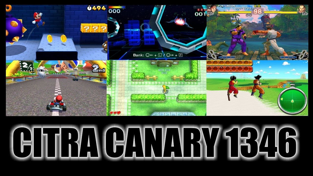 CITRA CANARY 1346 TEST