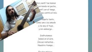 Disfrute tanguero poema de amor