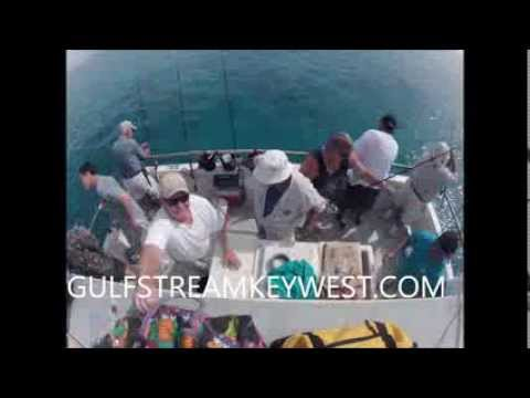 Party Boat Fishing In Key West Charter Boat Gulfstream Iv