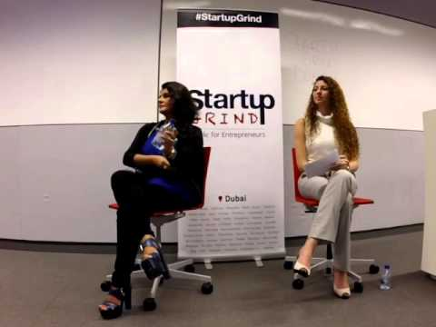 Startup Grind Dubai with ASIL ATTAR (CEO of Lead Associates)