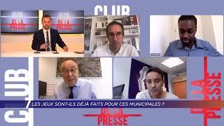 Yvelines | Trappes : le Président de SQY favorable à une alliance entre O. Nasrou et G. Malandain